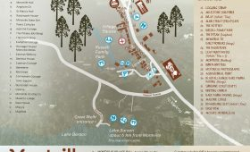 Map of Montville History & Art Trail