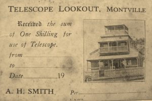 Entry ticket to Telescope Lookout