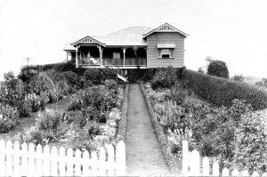The Skene Family Home