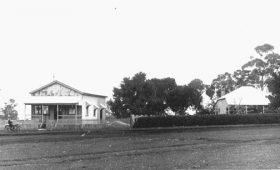 Alf Smith's Home Montville 1918