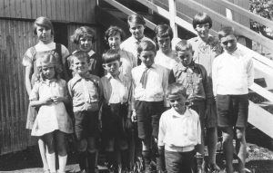 Montville School Pupils 1927