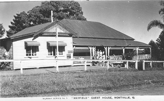 Mayfield Guest House, Montville