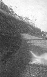 Palmwoods-Montville Road, 1929