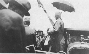 Opening Palmwoods-Montville Road, 1929