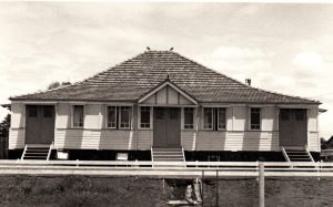 Robert and Laura Woof ran holiday flats at Queens Beach, Redcliffe in the 1960s
