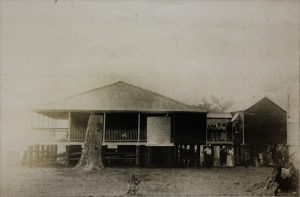 The Vining Family Home - early 1900s