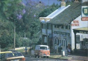 Main St before Chalet