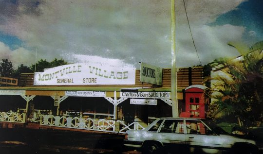 The General Store, 1980s