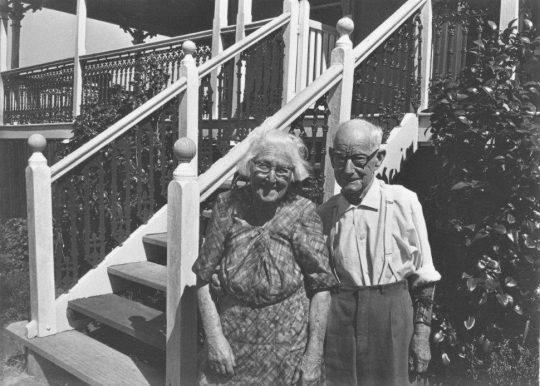 Ethel and Monty Smith