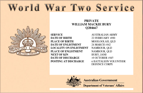 WWII_Service_W.M.Bury