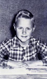 Brian Moore, 1956