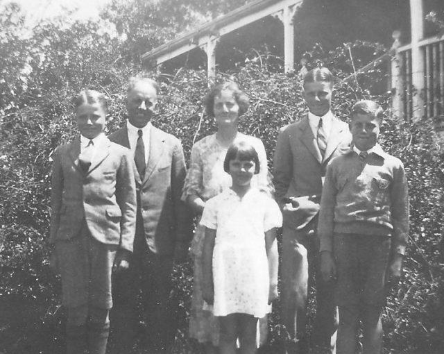 The G.E.Brown Family