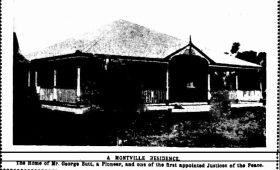 When the tough get going – Maria and George Butt pioneers of Montville.