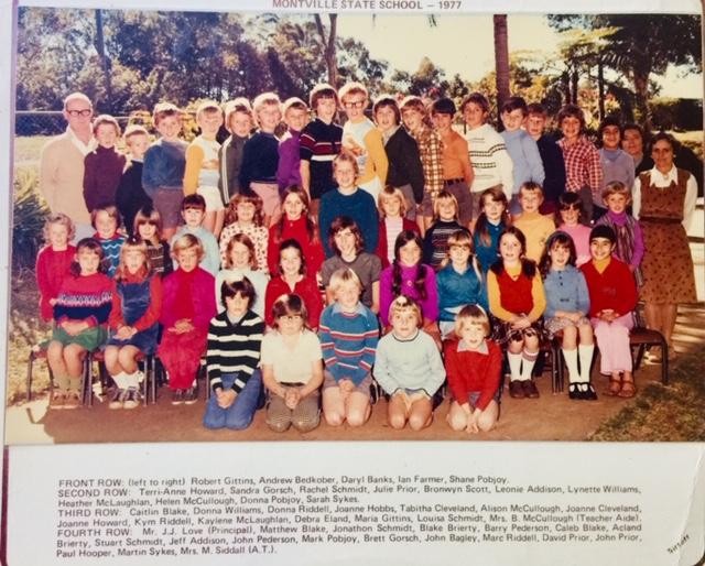 The Montville School 1977