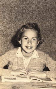 Kaye Moore about 1956