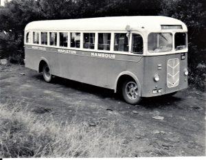The School Bus, Oct,1963