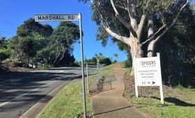 Montville Place Names – Marshall Road